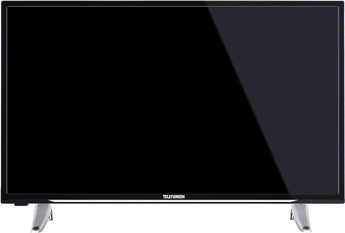Telefunken OS de 32h100 televisor LED (32 Pulgadas, HD) Triple sintonizador (DVB-T2/C/S2), 200 Hz: Amazon.es: Electrónica
