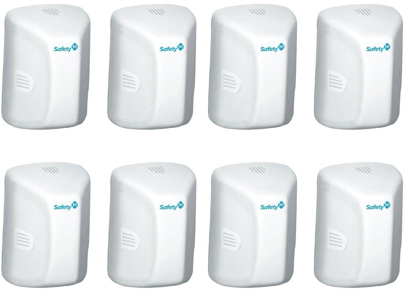 珍しい Safety B0175LPQ5K 1st 1st 48308 Outlet Cover With Safety Cord Shortener, 8 Count by Safety 1st B0175LPQ5K, 東京カー用品流通センター:5793bb89 --- outdev.net