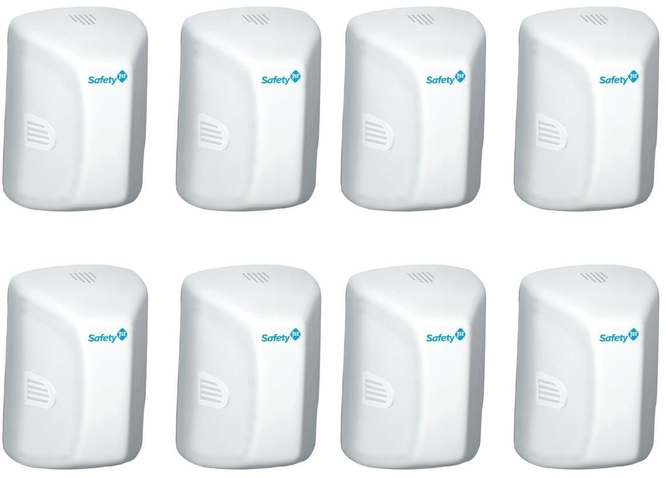 Safety 1st 48308 Outlet Cover With Cord Shortener, 8 Count