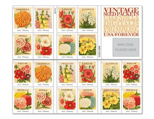 vintage-seed-packets-sheet-of-20-x-forever-us-postage-stamps