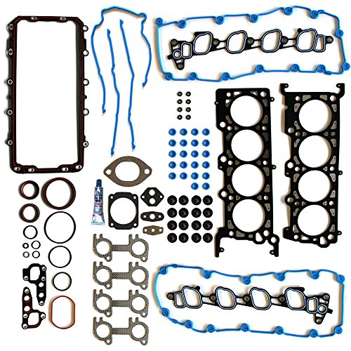 ECCPP Replacement for Head Lower Gasket Kit for 99 00 Ford Mustang GT 4.6L V8 SOHC 24 Valve Vin - Head Gt Cylinder Gasket