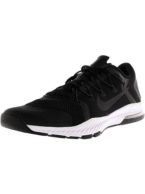 Nike Men s Zoom Train Complete Black Anthracite-White Multisport Training  Shoes-10 UK 5b5e1028d