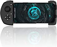 GameSir Mobile Game Controller G6, Mobile Gaming Touchroller, Wireless Mobile Gamepad Compatible with iPhone PUBG/Fortnite/R