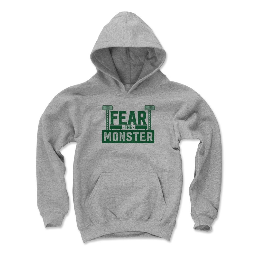 finest selection a8a3c 6f222 Amazon.com: Boston Kids Hoodie - Fenway Park Green Monster ...
