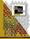 Meditations on Mid-century Design: A coloring book