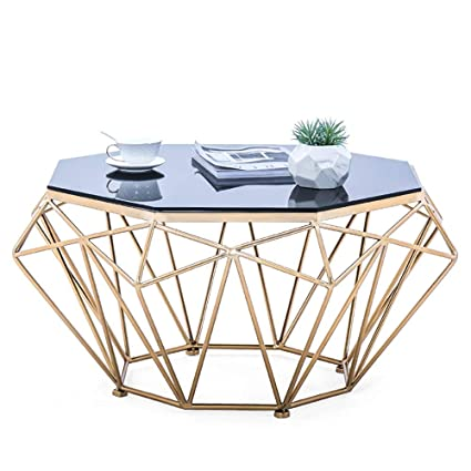 Astonishing Iron Coffee Table Tempered Glass Coffee Table Living Room Download Free Architecture Designs Crovemadebymaigaardcom