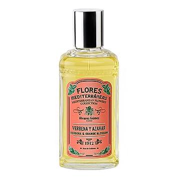Alvarez Gomez Mediterranean Flowers Verbena & Orange Blossom Eau de Toilette, ...