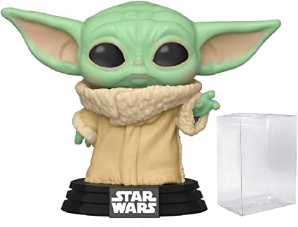 The Mandalorian Star Wars The Child Funko POP Baby Yoda