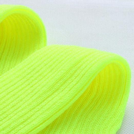 VJGOAL Moda casual para mujer Punto trenzado Mantener caliente Calentadores de la pierna Calcetines Cubierta de la bota Calcetines de la pierna(Un tamaño, ...