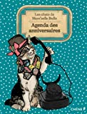 Agenda des anniversaires Mam'zelle Bulle de Emilie Bulard-Cordeau (Illustrations) (8 juin 2011) Broché