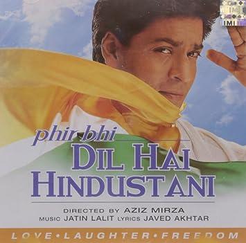 free download phir bhi dil hai hindustani mp3 songs