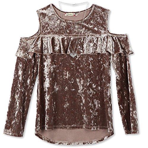 Velvet Big Shirt - 1