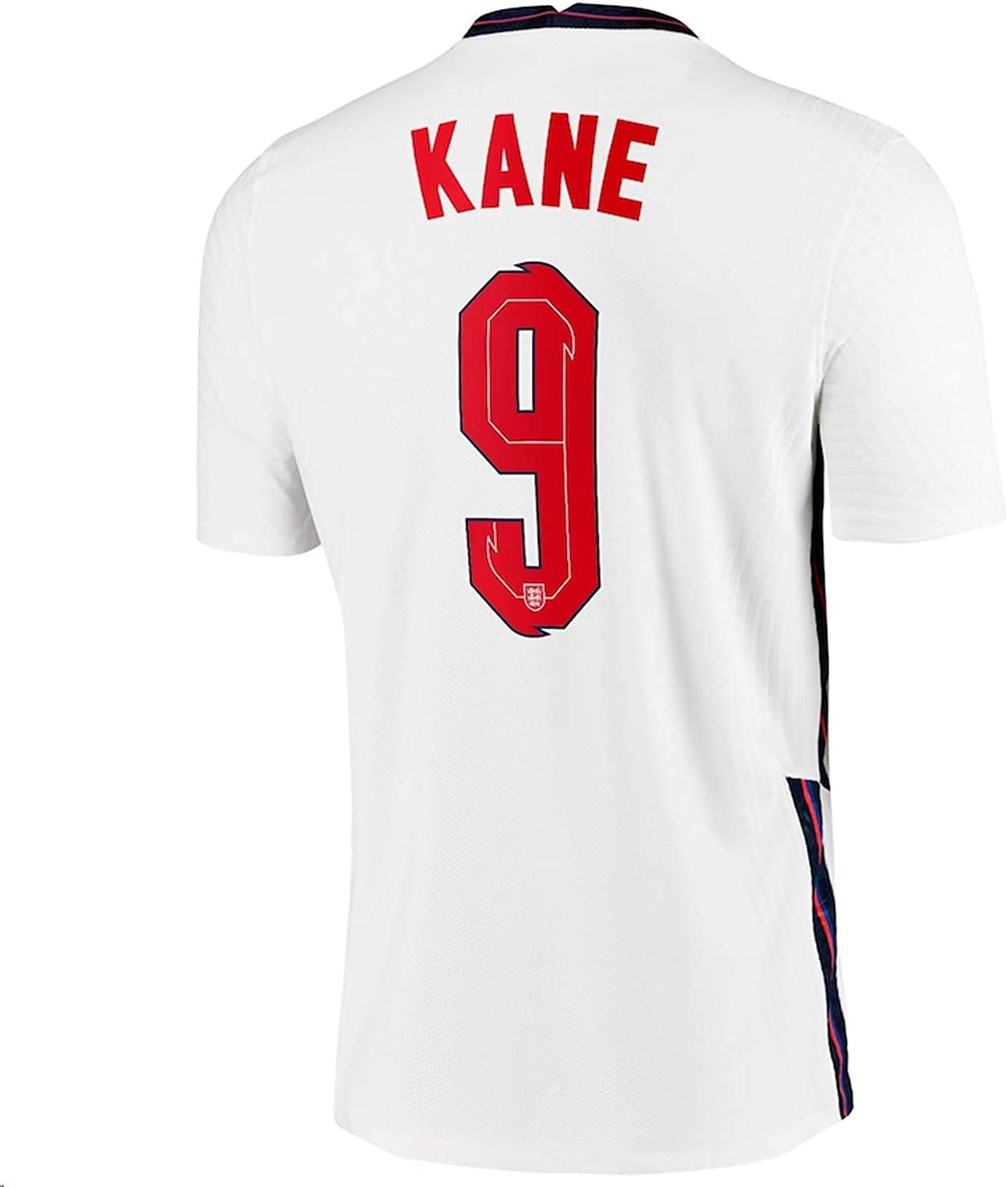 Top 9 England Home Kane Jersey