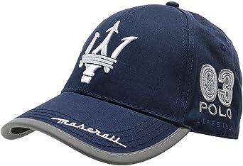 La Martina Hombres Gorra de béisbol de archie de Maserati Marina ...