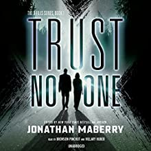 Trust No One: X-Files, Book 1 Audiobook by Jonathan Maberry - editor/author Narrated by Bronson Pinchot, Hillary Huber