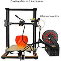 Creality3D CR 10S 3D Desktop DIY Printer (Coffee And Black)