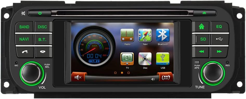 Koolertron For Jeep Grand Cherokee Wrangler Liberty Elektronik