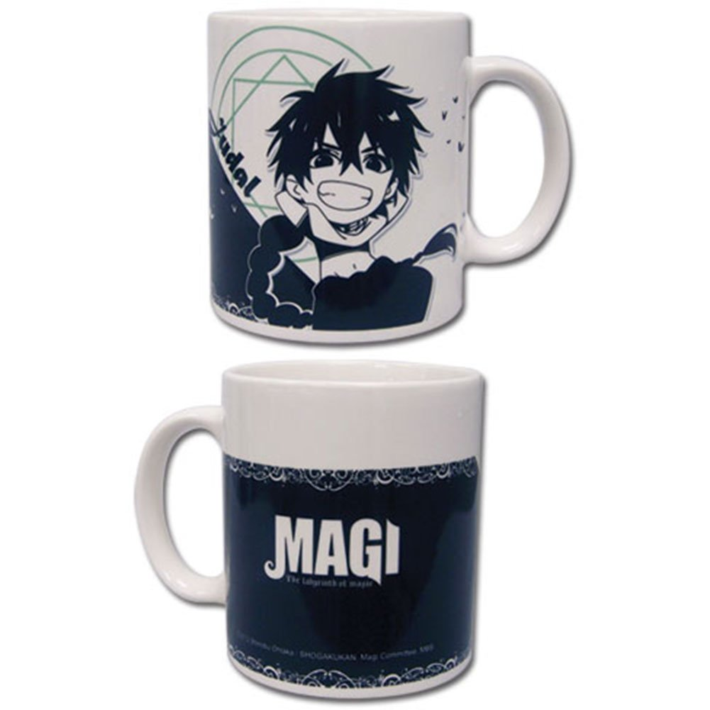 Great Eastern Magi Judal Chibi Mug by GE Animation 42515