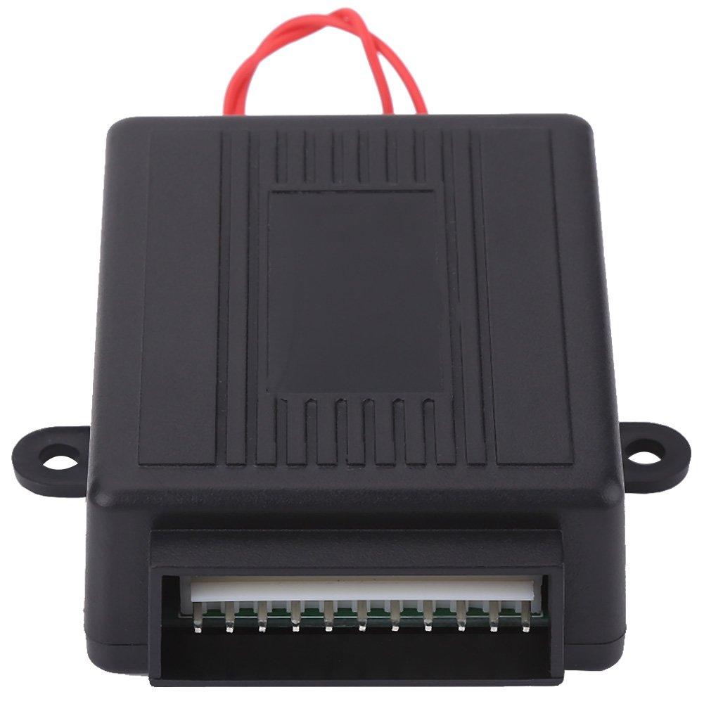 sistema de entrada sin llave con cierre centralizado de puerta central universal para autom/óvil con kit de caja de control central remota con apertura de maletero Sistema de entrada sin llave