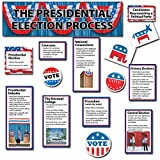 Creative Teaching Press Mini Bulletin Board Set, The Presidential Election (3787)