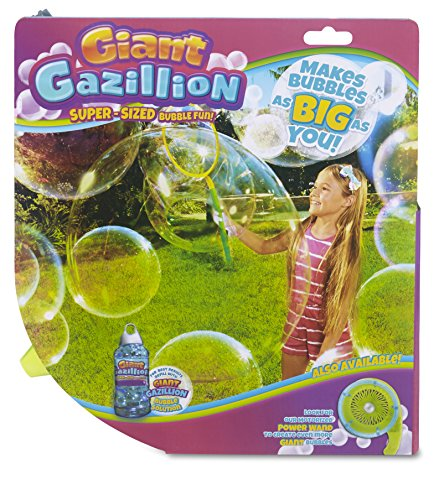 Gazillion Incredibubble Multiple Bubble Wand