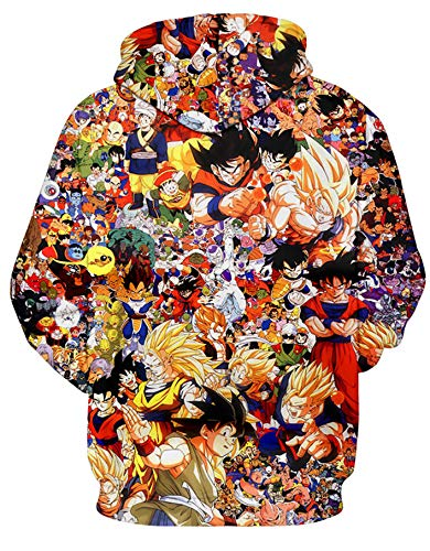 Femme Femme Dragon Ball Dragon Amoma Ball Amoma Hoodie Hoodie Amoma w0Ugd5q