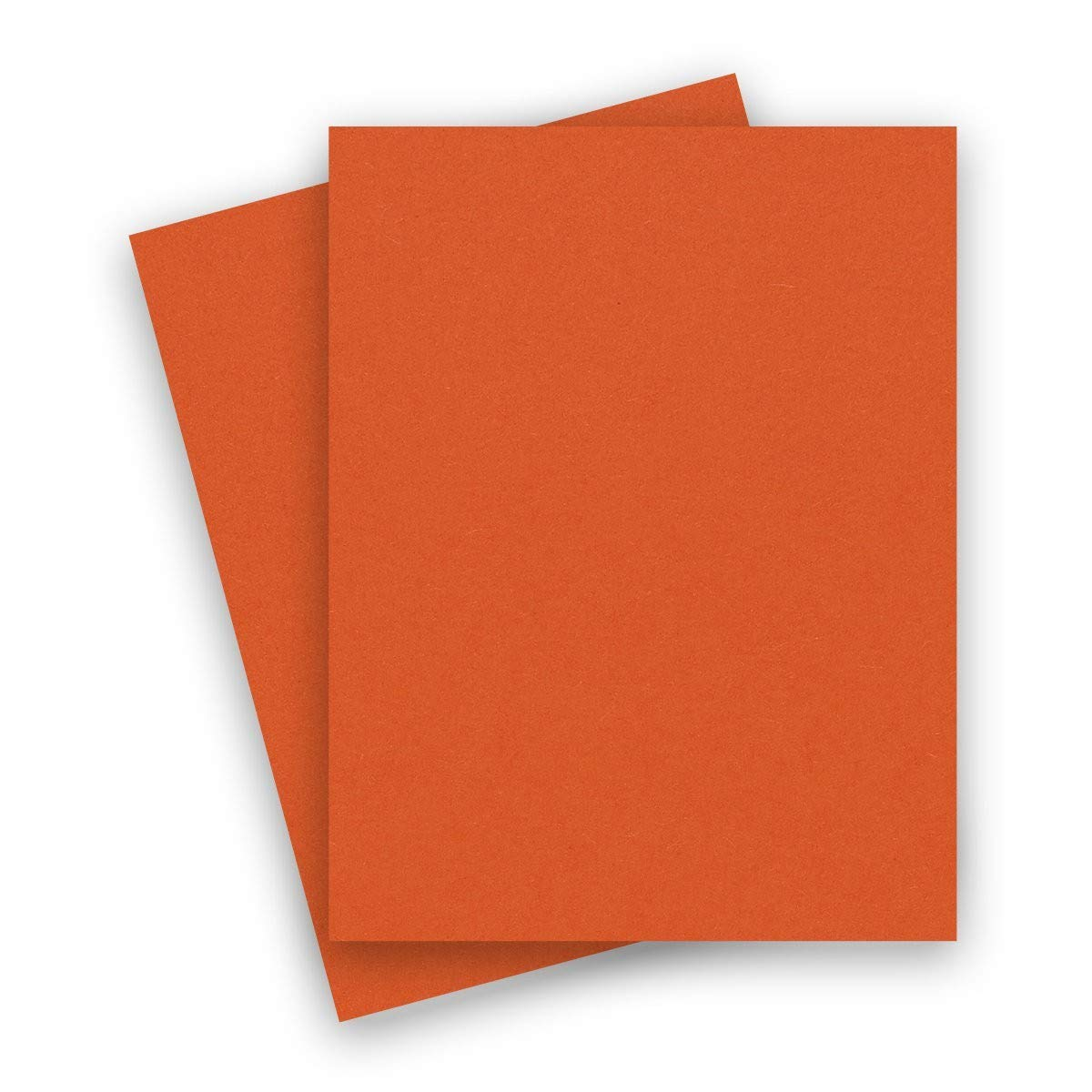 Extract Ember 8-1/2-x-11 Cardstock Paper 250-pk - PaperPapers 380 GSM (140lb Cover) Quality Card Stock Papers Sustainable and Earth-Friendly Paper - Great for Professional and DIY Crafting Projects