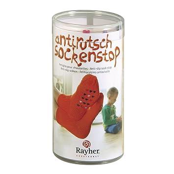 Rayher 38846000 Set Sockenstop Rosa, Pink, Lila, inklusive Schablone ...