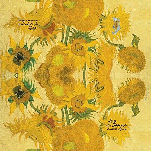 Servietten »Vincent van Gogh«: Set mit 20 Stück
