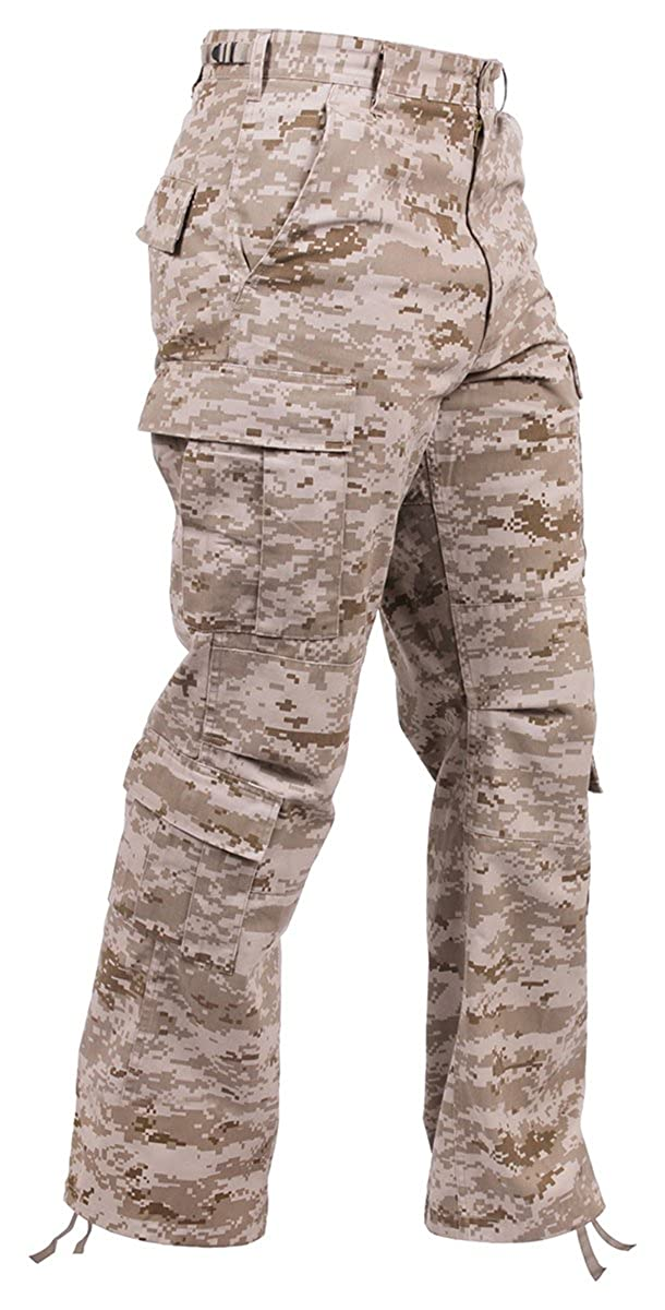 Rothco Vintage Camo Paratrooper Fatigue Pants, Desert Digital Camo - 2X Large RSR Group Inc 613902233676