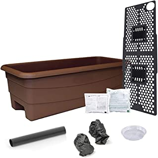 product image for EarthBox 80603.01 Junior Garden Kit, Standard, Chocolate