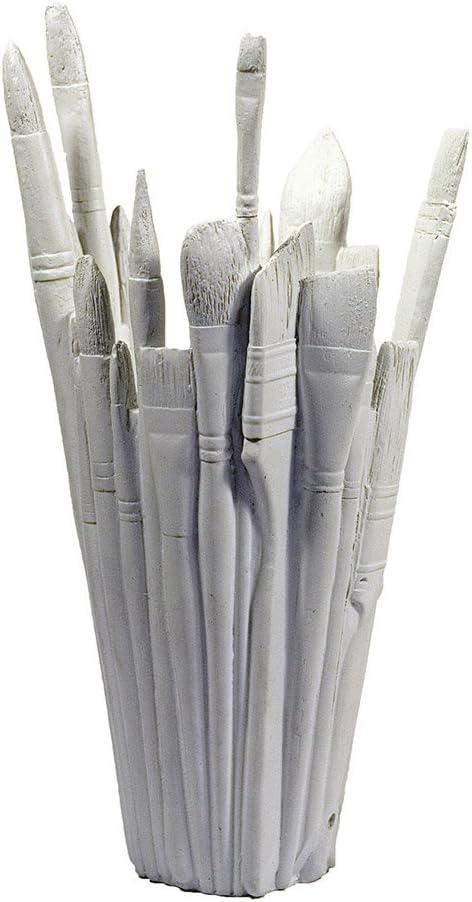 Areaware Brush Vase, White