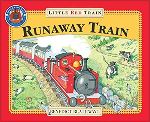 Book The Little Red Train: The Runaway Train (Adventures of the Little Red Train) by Benedict Blathwayt (1997-05-01)
