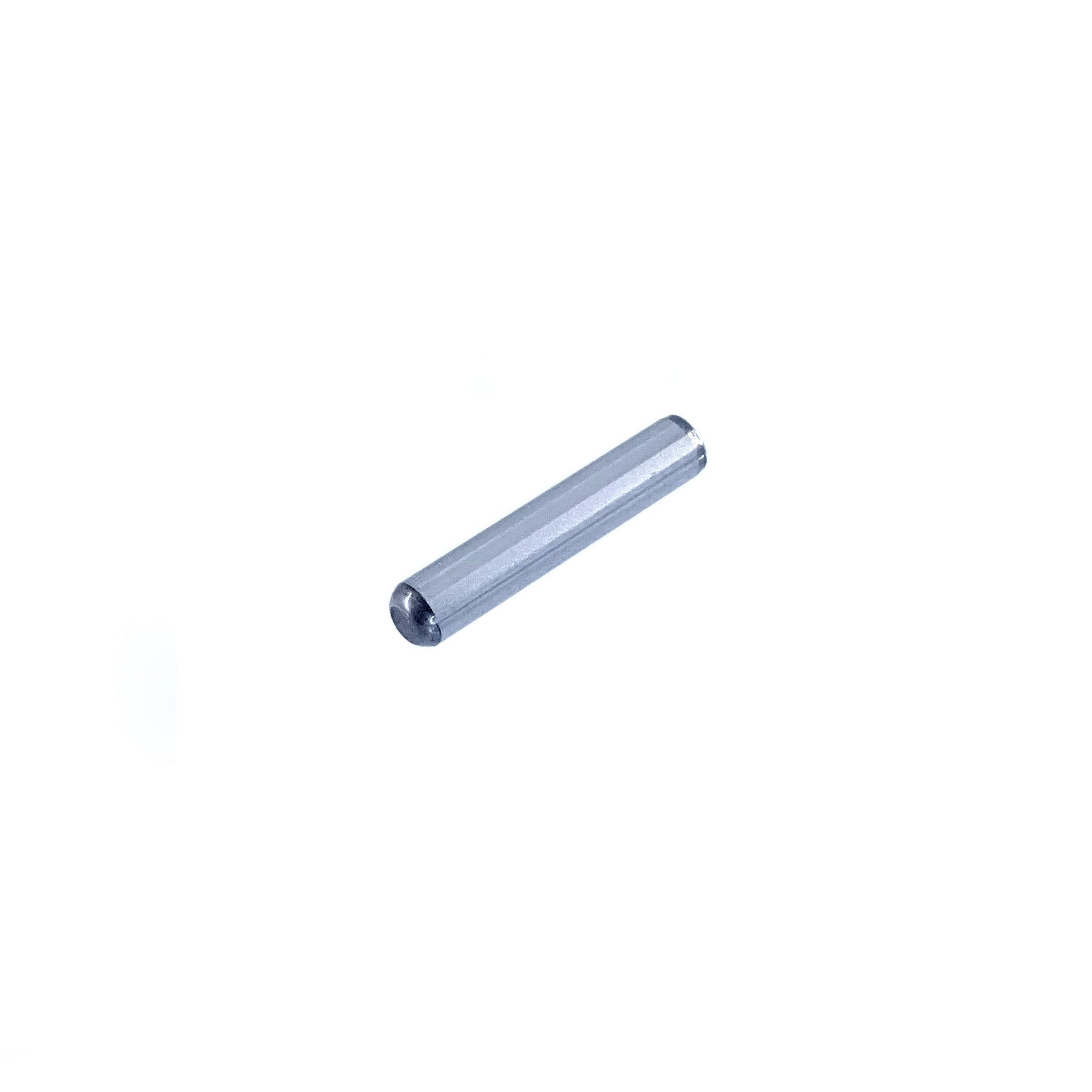 3/16 x 1'' Dowel Pins, Alloy Steel, Pack of 13