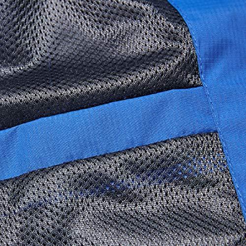 Giacca Sport Cappuccio Abbigliamento Gli Per Aperta Jingrong Alpinismo Donna Garb Purple Esterno Con Sportiva Da All'aria Cappotto Impermeabile Addensare AZZwpxq
