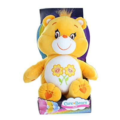 Care Bears Boxed Toy - 12 Inch Friendship Bear Super Soft Plush: Toys & Games