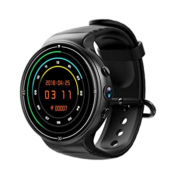 KLAYL Reloj Inteligente LEM X 4G Smartwatch Android 7.1 ...