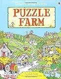Puzzle Farm (Usborne Young Puzzles)
