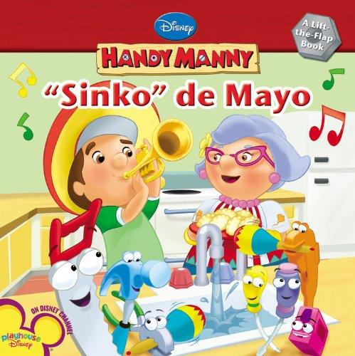 Handy Manny Sinko de Mayo (Disney Handy Manny)