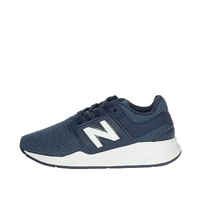 New Balance Ph247an Bleu Et Blanc Enfant Bleu 33: