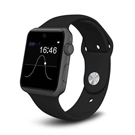 Amazon.com: Bluetooth Smart Watch Smartwatch for iPhone iOS ...