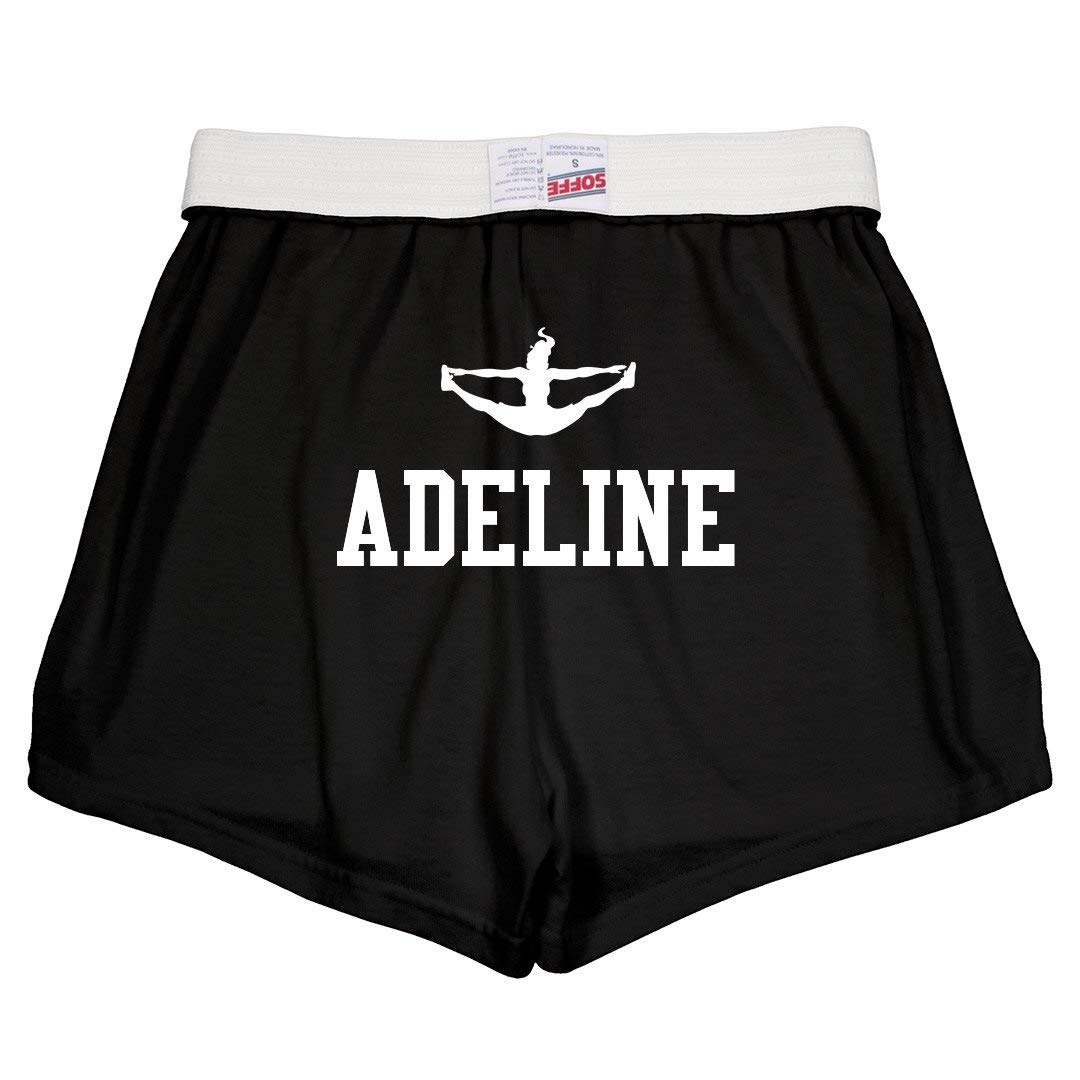 Adeline Cute Cheer Practice Youth Soffe Shorts