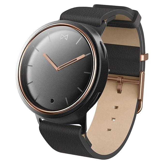 Misfit Wearables Phase SmartWatch, Negro/Rosa/Oro: Amazon.es ...