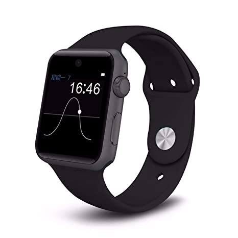 WMWMY Reloj Inteligente Teléfono Móvil Bluetooth 4.0 con Tarjeta Sim Relojes Deportivos Fitness Tracker Smart Watch