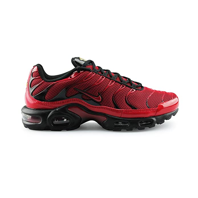 9fb9789dc7207b ... australia nike mens air max plus nike tuned 1 tn diablo red uk 10  amazon shoes