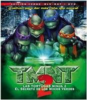 Tortugas Ninja 2: El Secreto De Los Mocos Verdes - Cb Blu ...