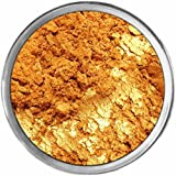 Temptress Loose Powder Mineral Shimmer Multi Use Eyes Face Color Makeup Bare Earth Pigment Minerals Make Up Cosmetics By MAD Minerals Cruelty Free - 10 Gram Sized Sifter Jar