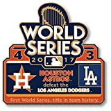 Houston Astros 2017 World Series Champs Commemorative Pin - Limited Edition 1,000