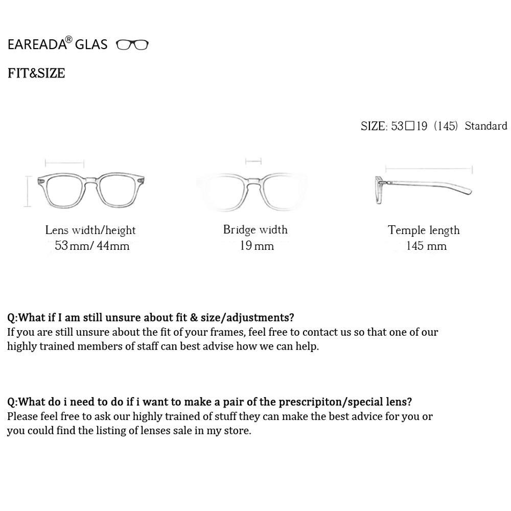 ERD Kingsman Glasses Aviator Retro Keyhole Vintage Acetate Eyeglasses Frames For Mens Thick Men Eyewear