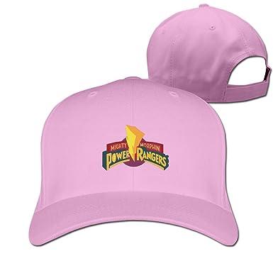 a5f608efdb7 Amazon.com  Mighty Morphin Power Ranger Cool Trucker Hats Hats  Clothing